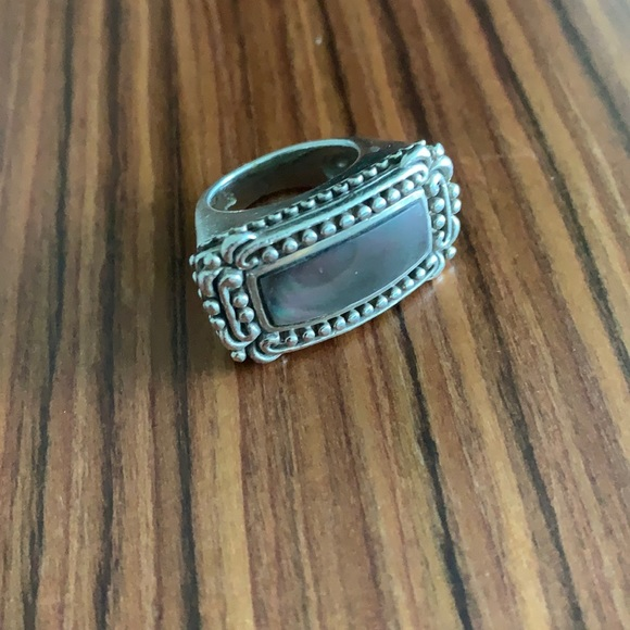 925 Sterling silver size 6